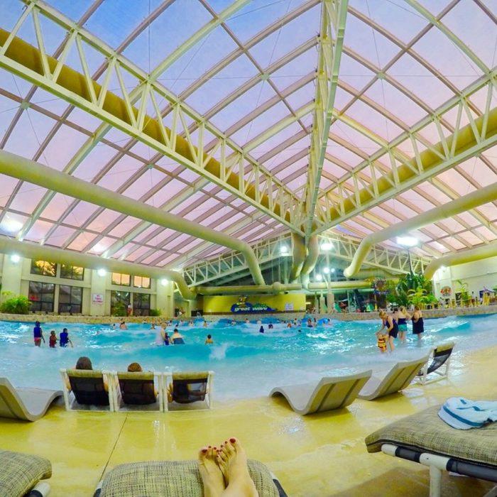 Wilderness Indoor Water parks